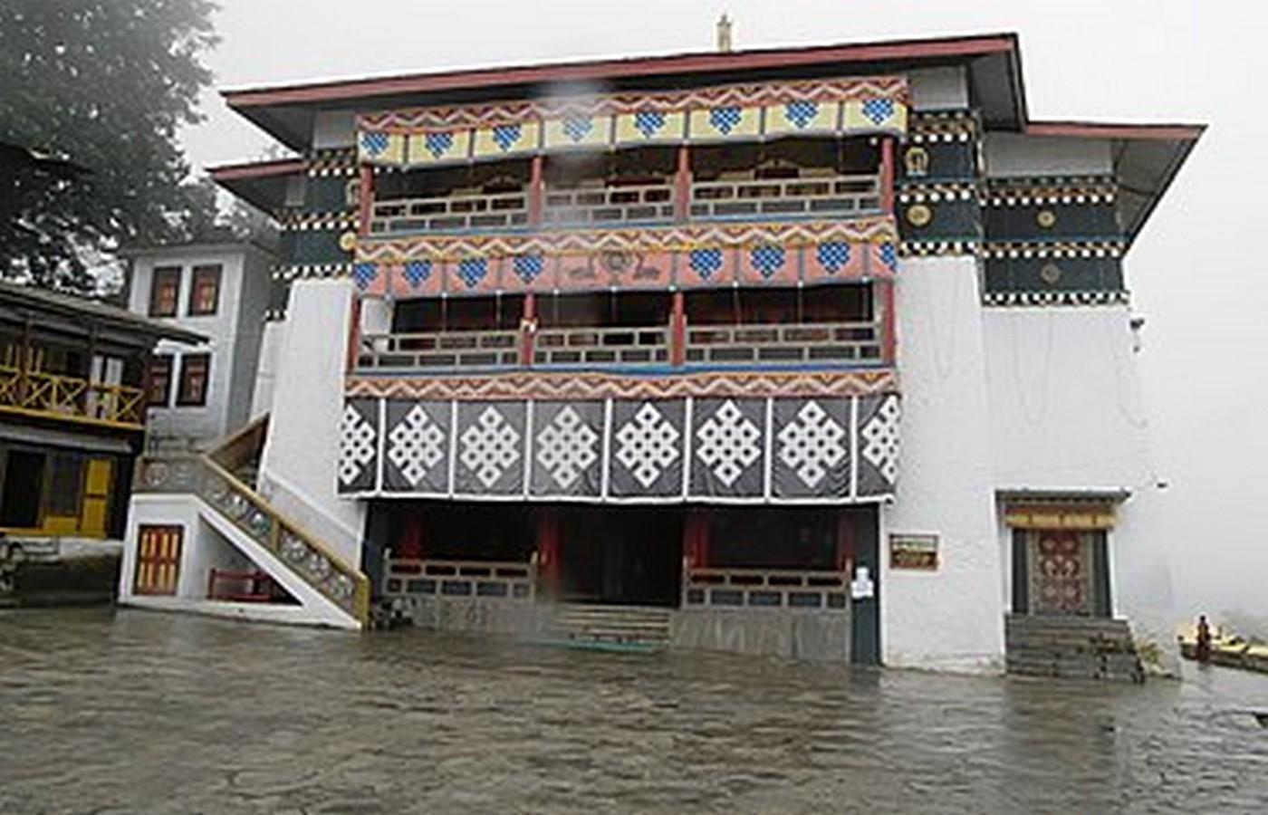 Tawang Monastery, Arunachal Pradesh - Sheet2