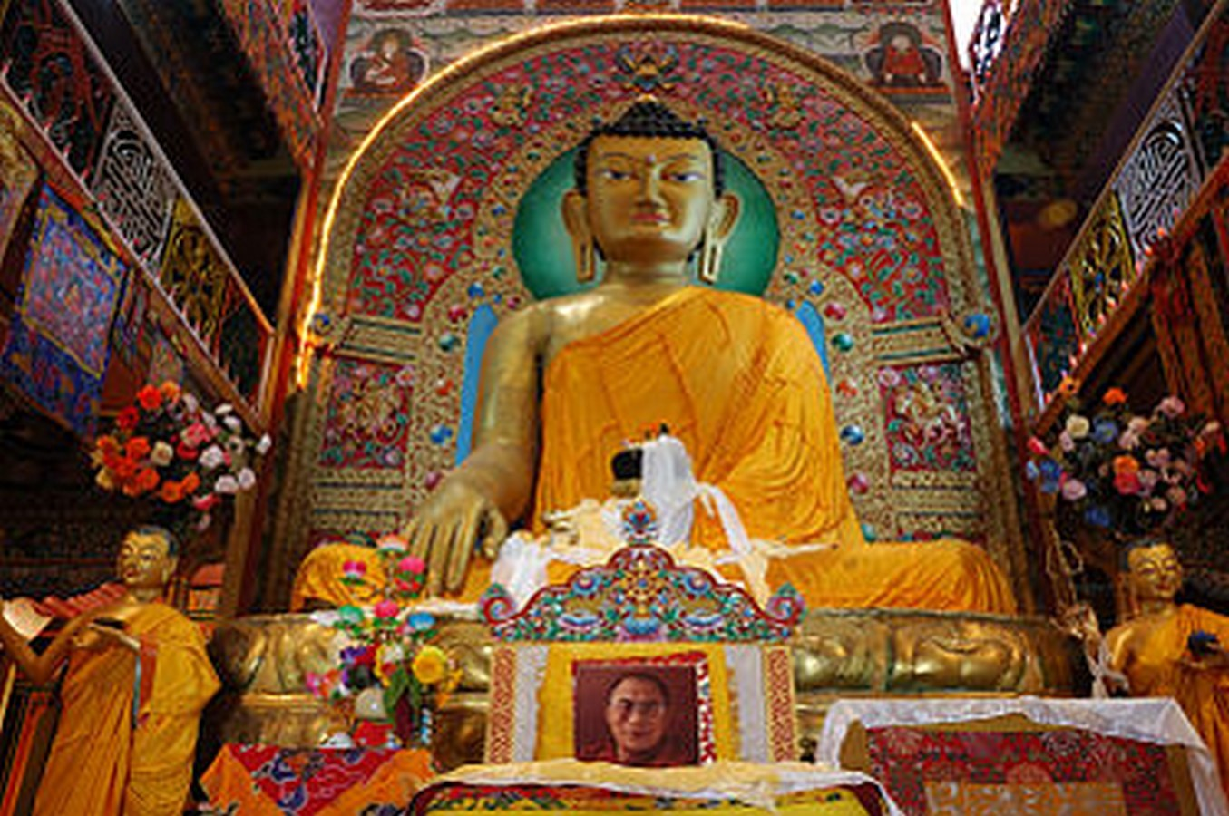 Tawang Monastery, Arunachal Pradesh - Sheet3