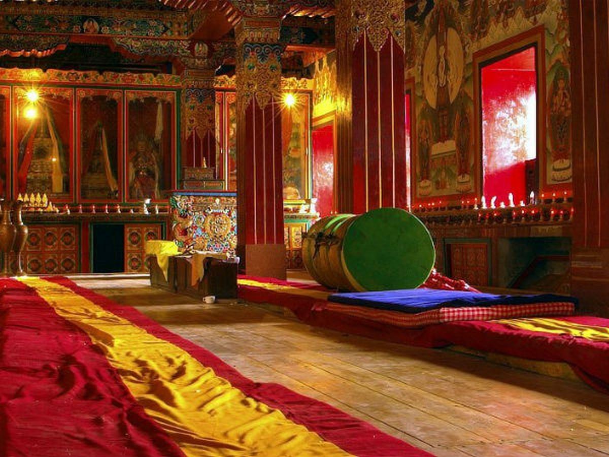 Tawang Monastery, Arunachal Pradesh - Sheet5