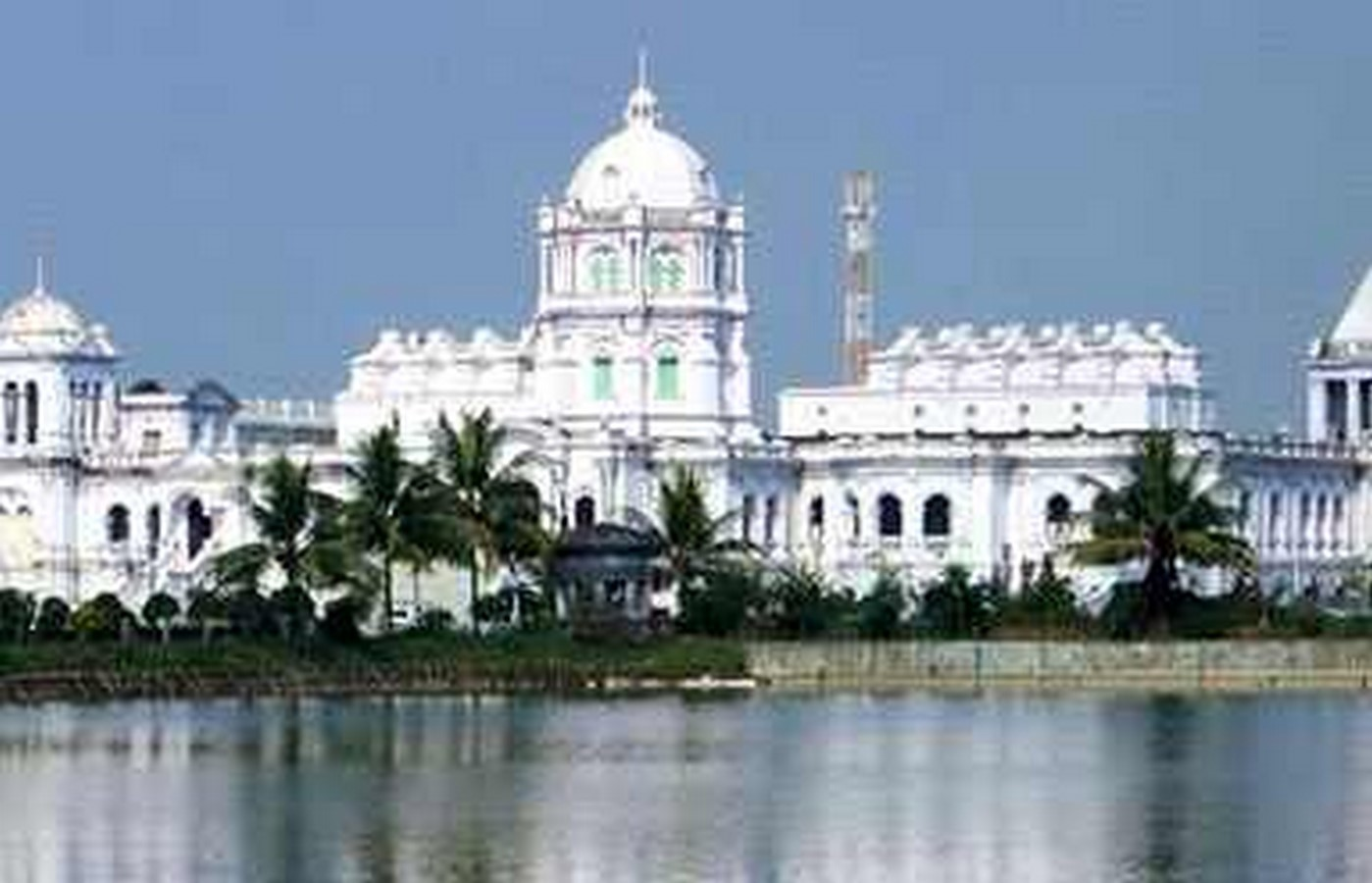 Ujjayanta Palace, Tripura - Sheet1