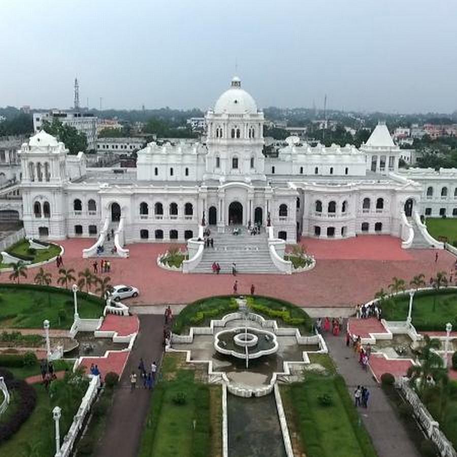 Ujjayanta Palace, Tripura - Sheet2