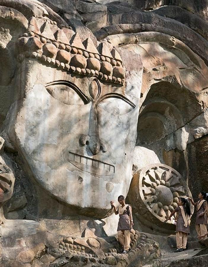 Unakoti Hill Temples, Tripura - Sheet1