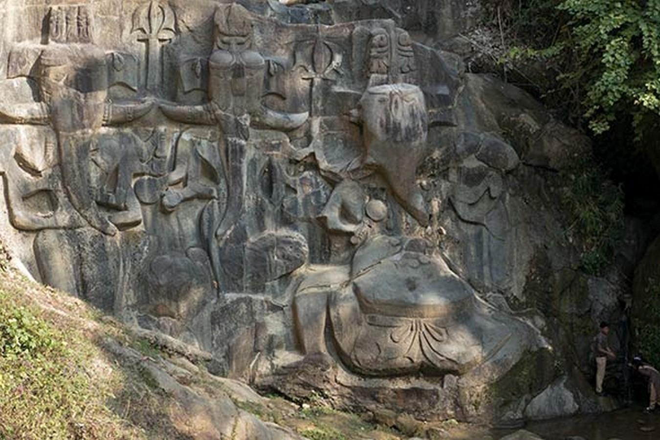 Unakoti Hill Temples, Tripura - Sheet3
