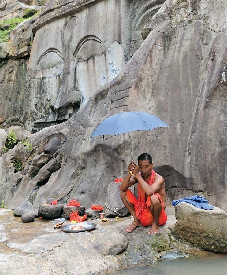 Unakoti Hill Temples, Tripura - Sheet4