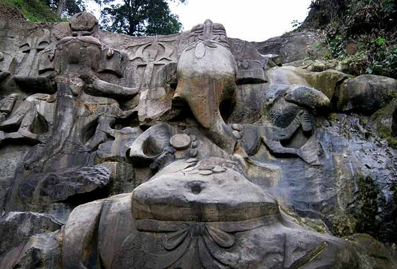 Unakoti Hill Temples, Tripura - Sheet5