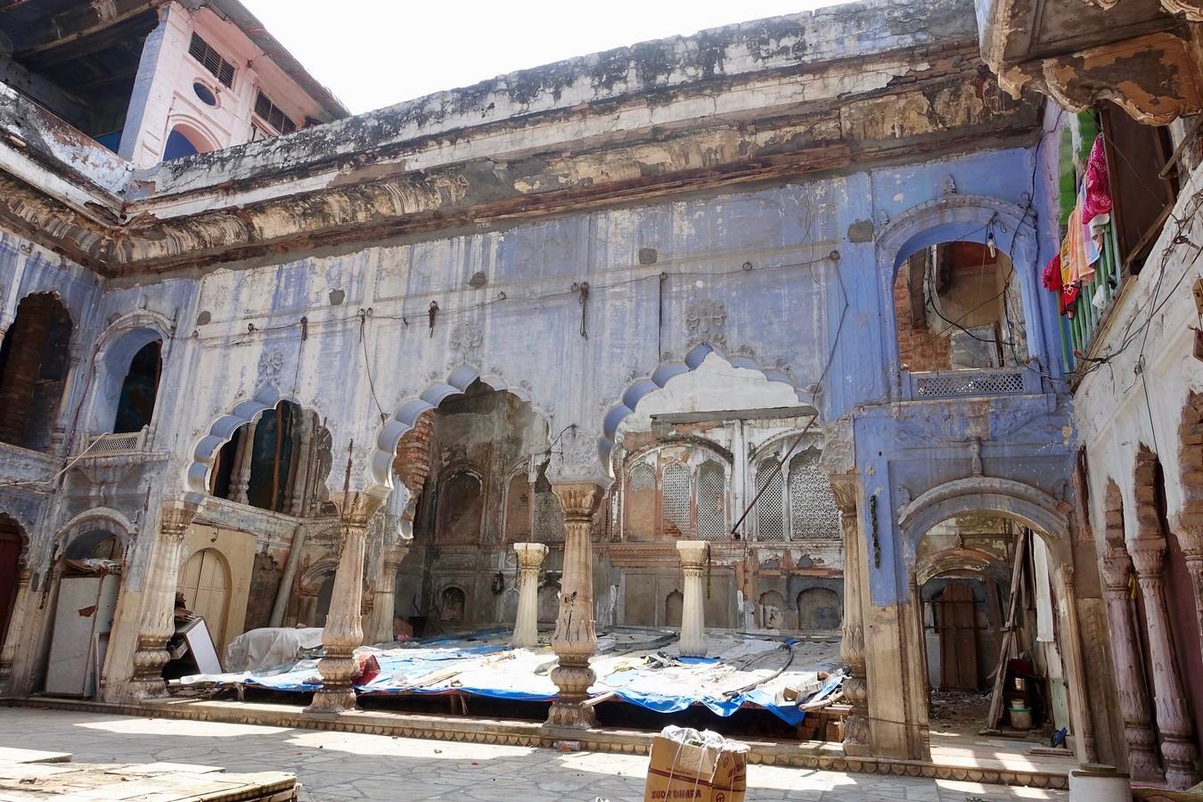 Khazanchi Haveli, Delhi - Sheet1
