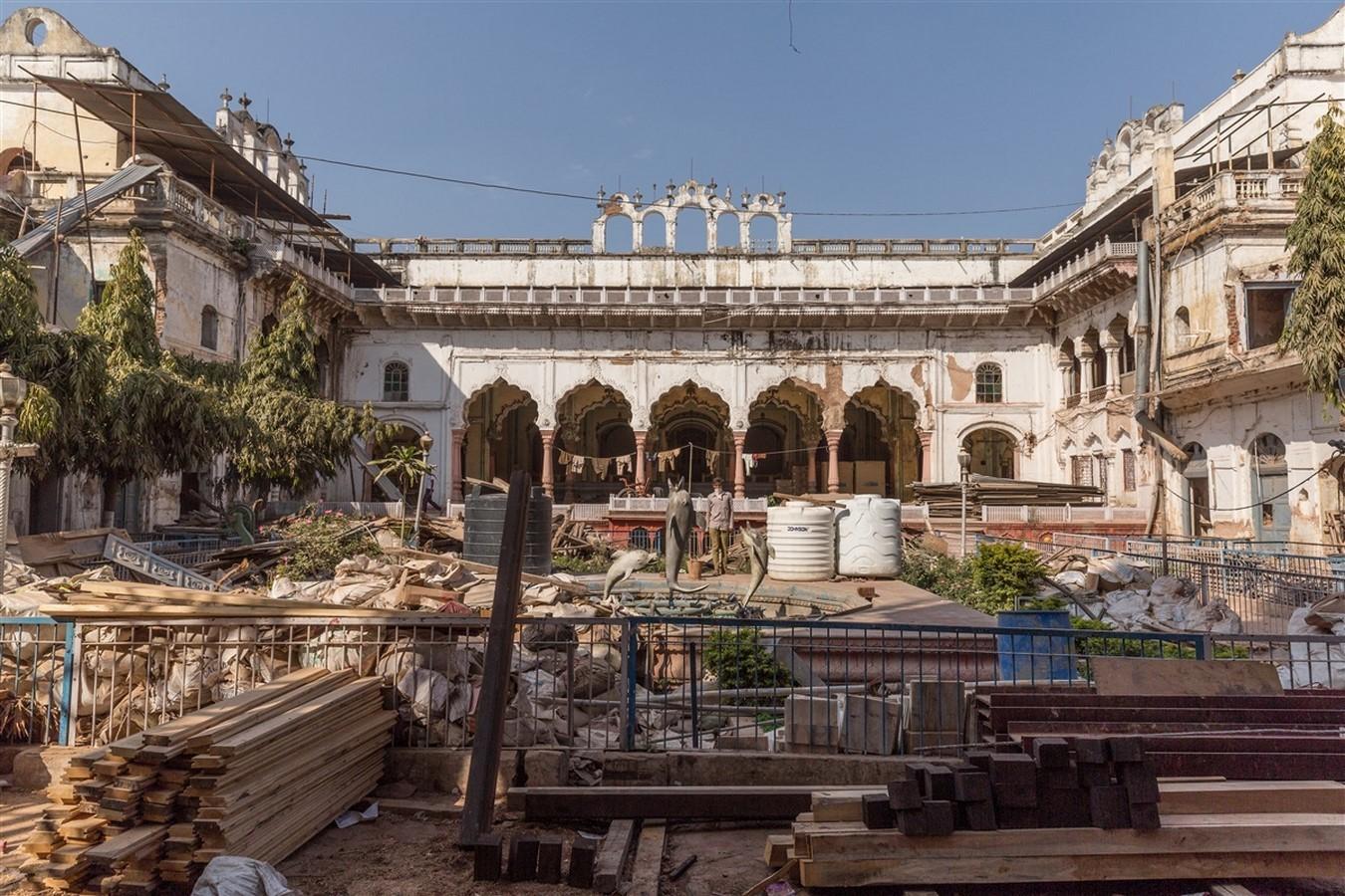 Shaukat Mahal, Bhopal - Sheet2