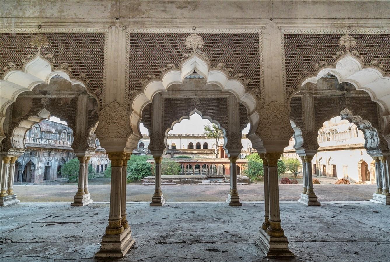 Taj Mahal, Bhopal - Sheet1