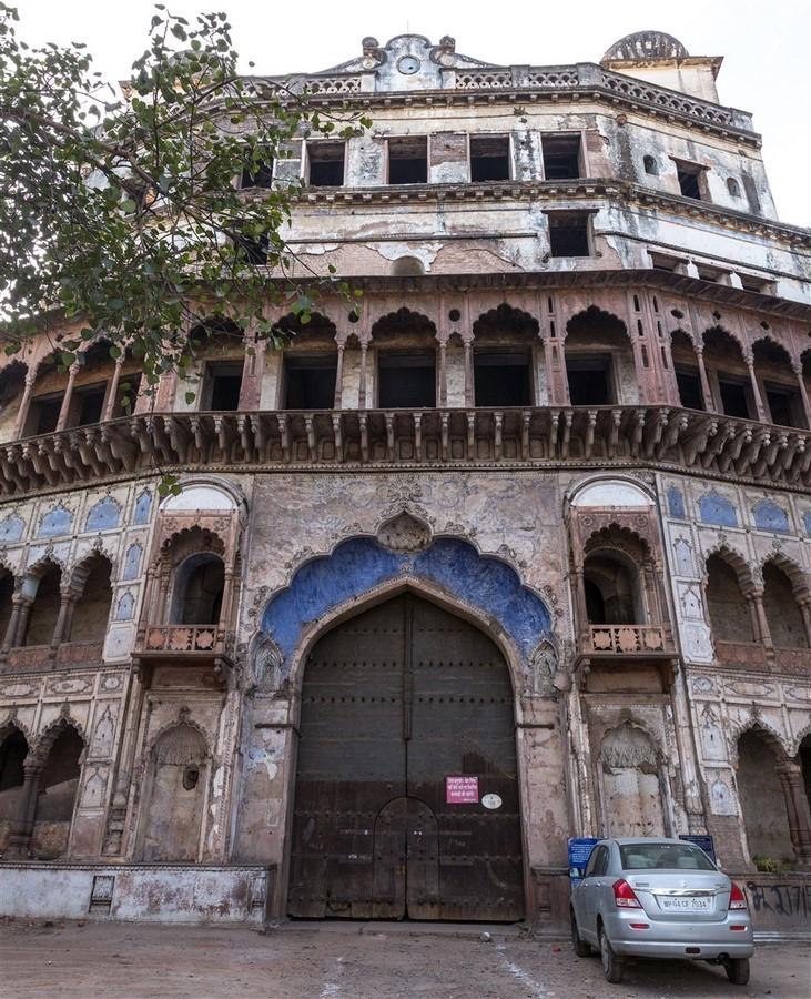 Taj Mahal, Bhopal - Sheet3