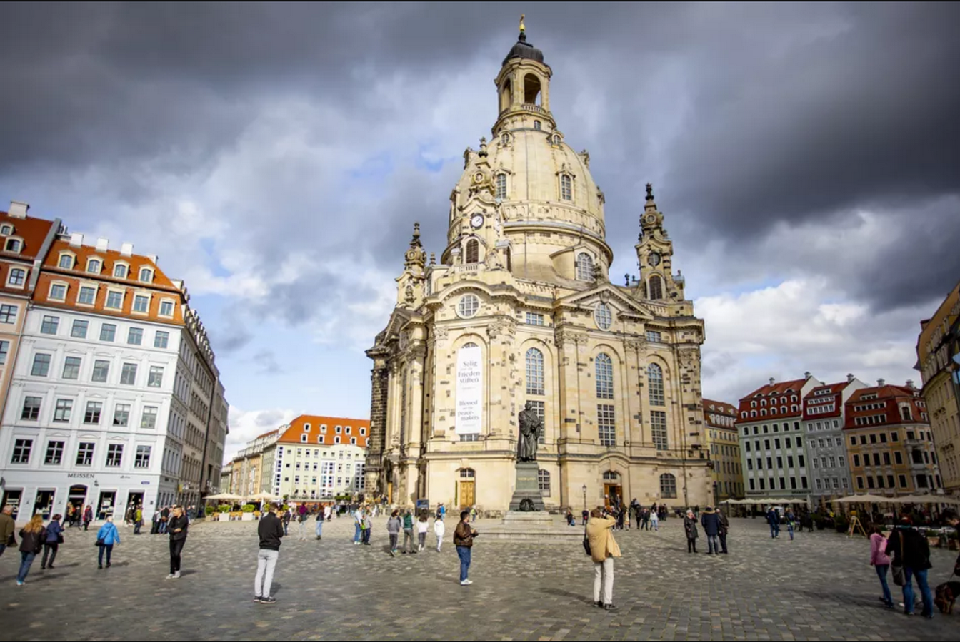 10 Things you did not know about Dresden Frauenkirche - Sheet1