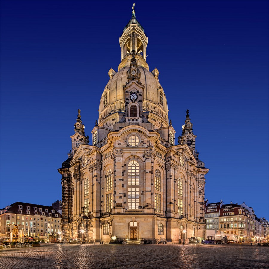 10 Things you did not know about Dresden Frauenkirche - Sheet2