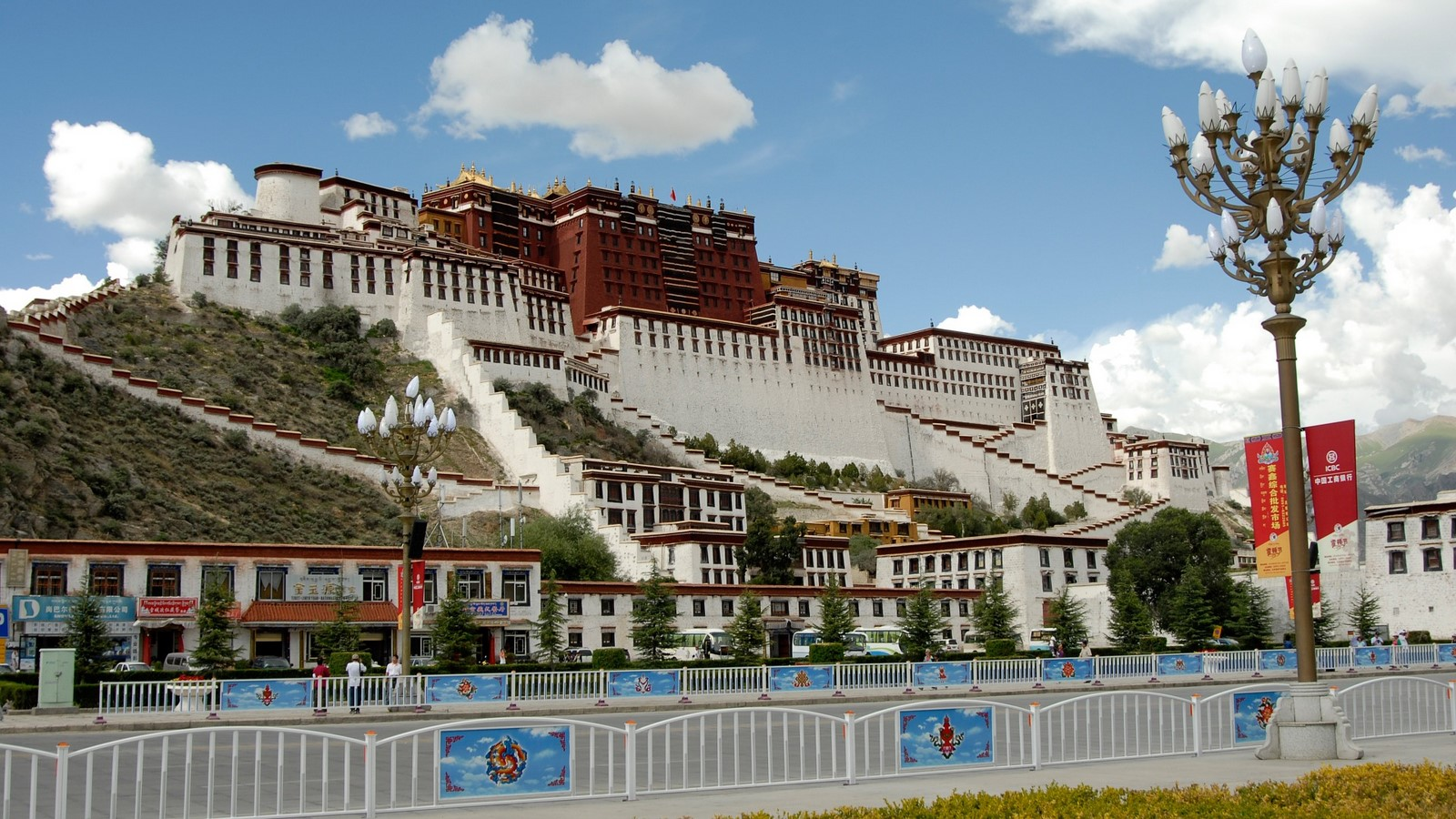 10 Things you did not know about Potala Palace,Tibet - Sheet1