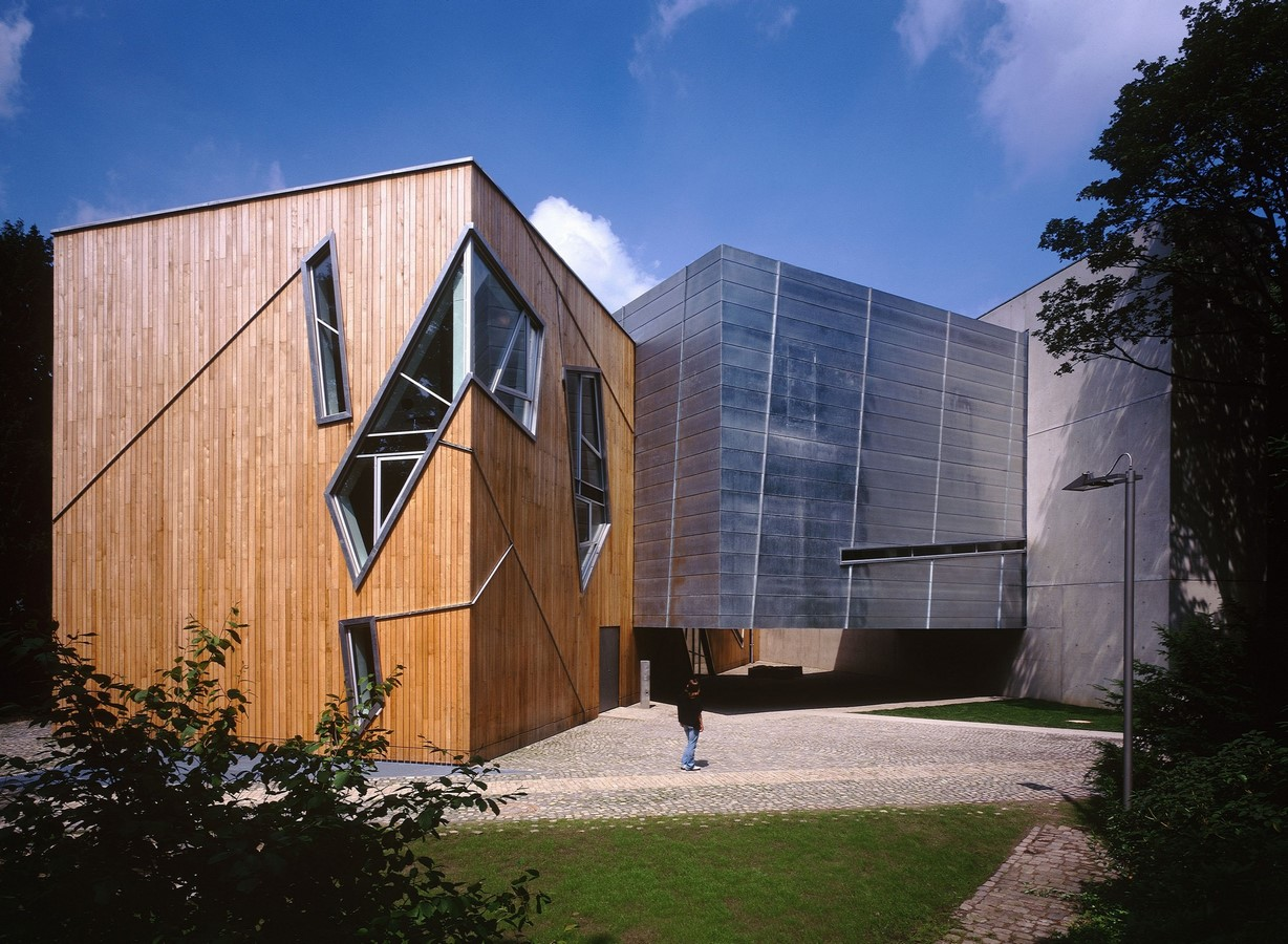 10 Things Architects must know about Daniel Libeskind - Sheet2