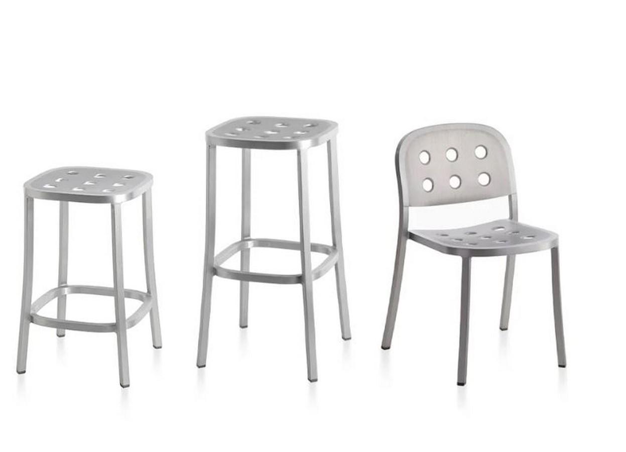 1 Inch All Aluminum: Emeco + Jasper Morrison - Sheet1