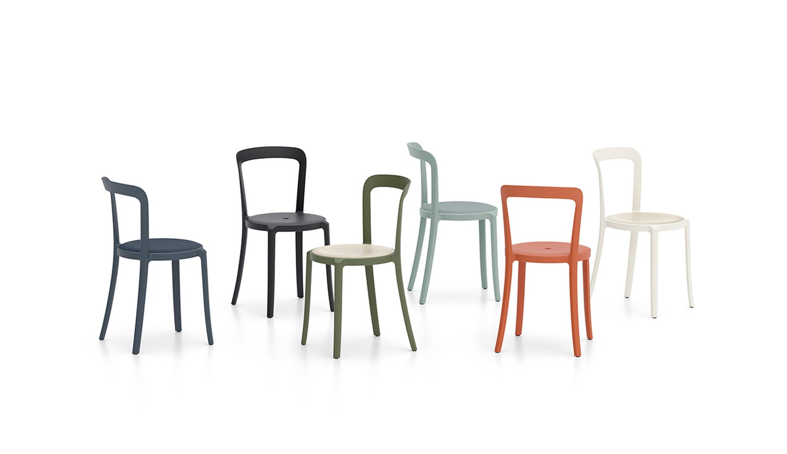 On and on collection: Emeco + Barber & Osgerby - Sheet1