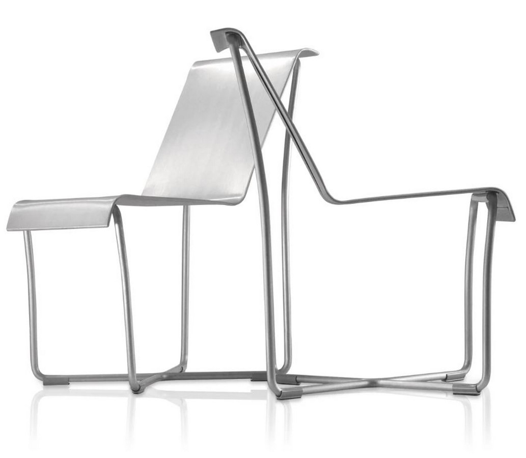 Superlight chair: Emeco + Frank O Gehry - Sheet2