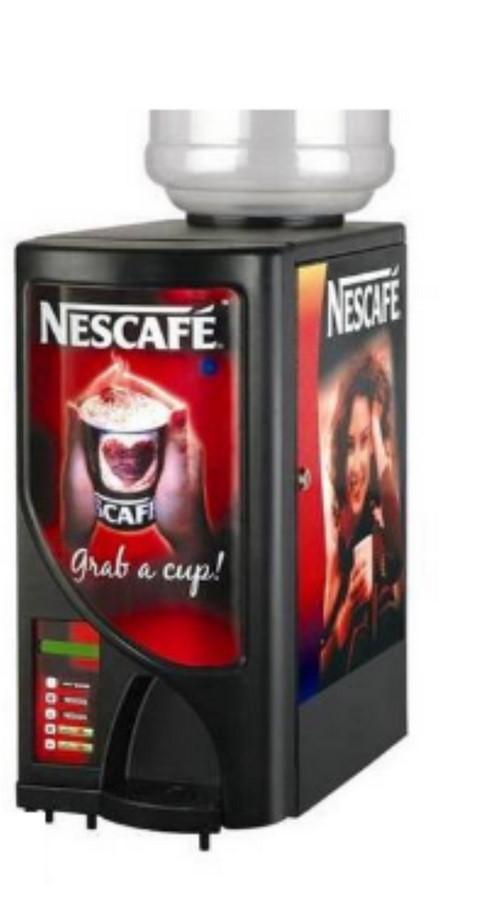 Nestle - Beverage Dispenser - Sheet4