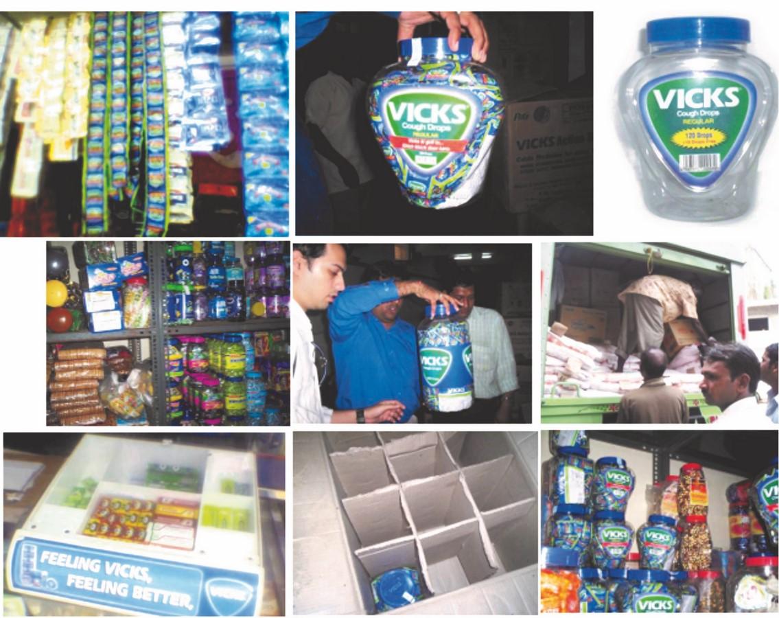 Vicks - Cough Jar Dispenser - Sheet1