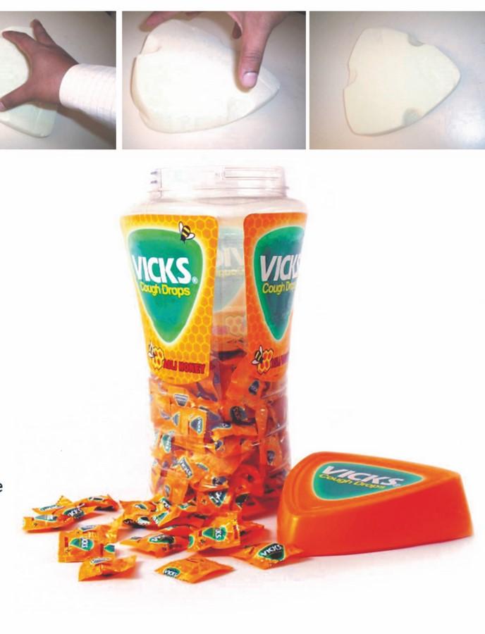 Vicks - Cough Jar Dispenser - Sheet4