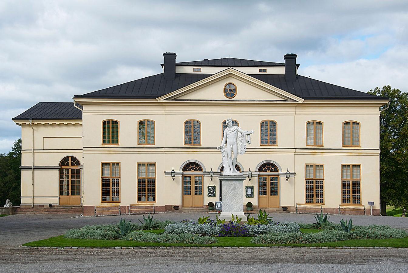 Drottningholm Palace Theater- Eighteenth Century Minerva - Sheet1