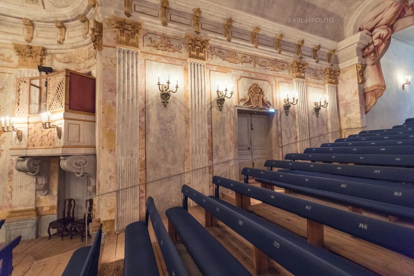 Drottningholm Palace Theater- Eighteenth Century Minerva - Sheet5