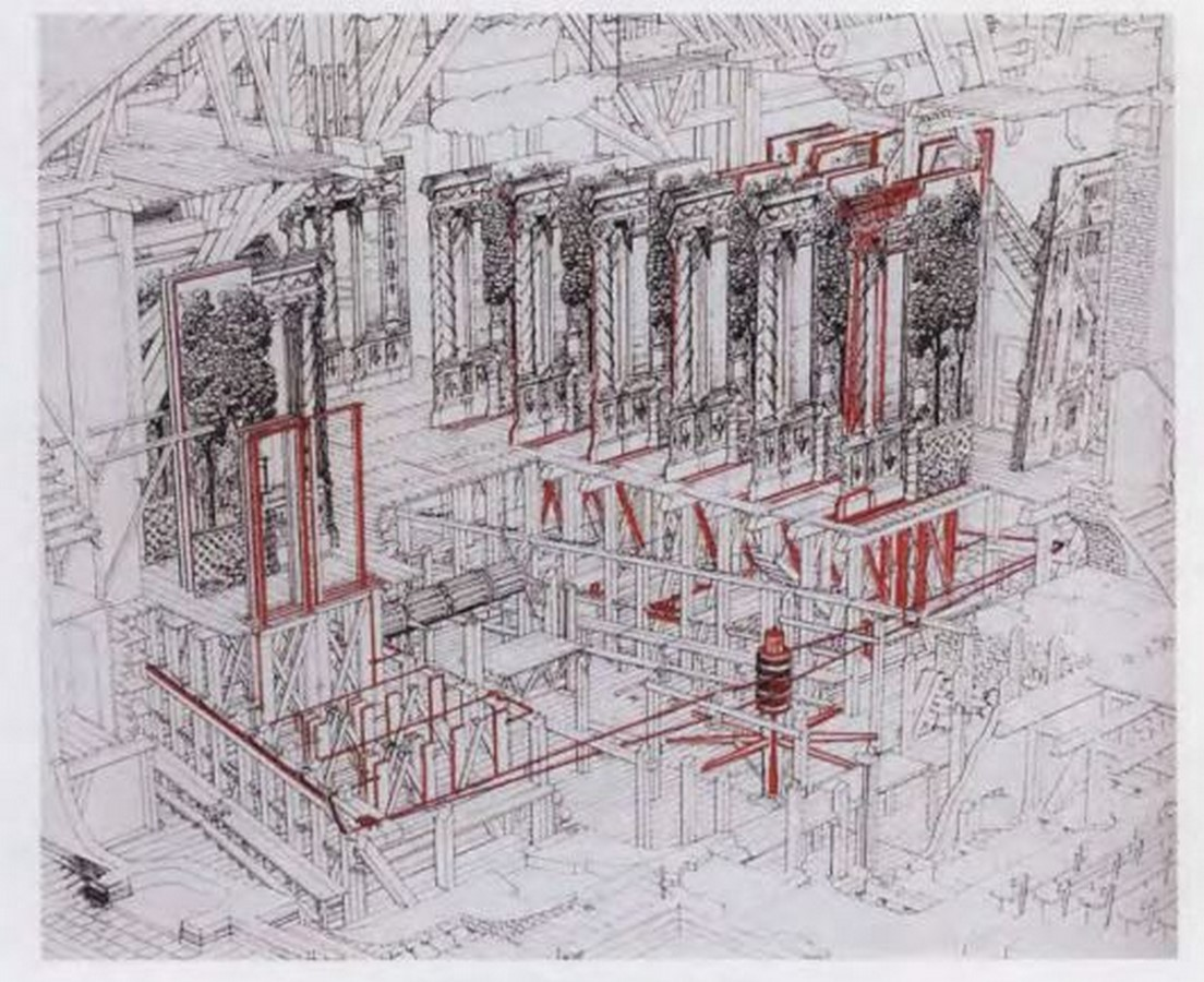 Drottningholm Palace Theater- Eighteenth Century Minerva - Sheet8