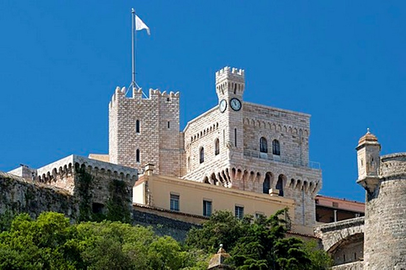 The Prince's Palace- The Monte-Carlo of Monaco - Sheet3