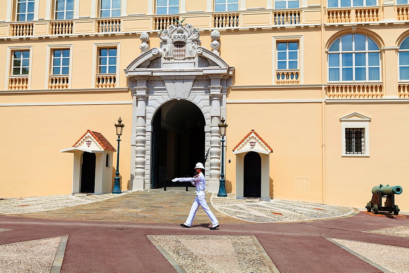The Prince's Palace- The Monte-Carlo of Monaco - Sheet5