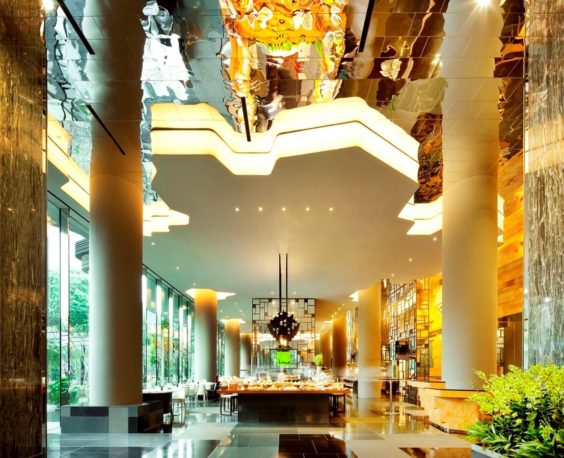ParkRoyal Hotel Pickering in Singapore by WOHA-Complexity in Architecture - Sheet6