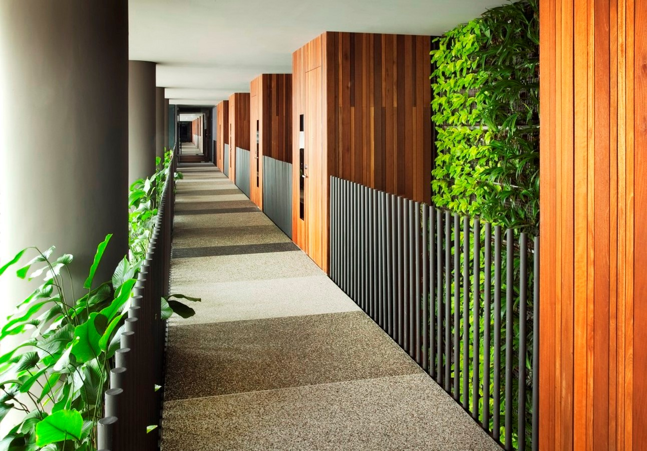 ParkRoyal Hotel Pickering in Singapore by WOHA-Complexity in Architecture - Sheet7