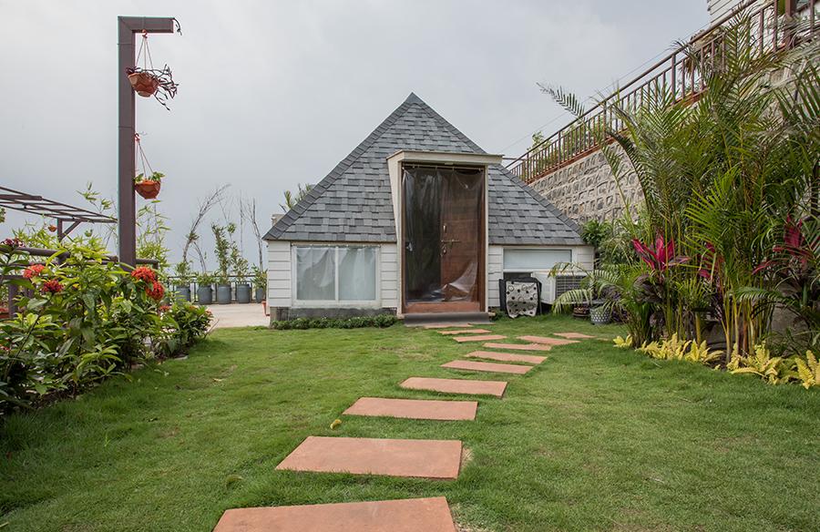 Pyra Healing Garden By Ranu Bhaskar Design Atelier