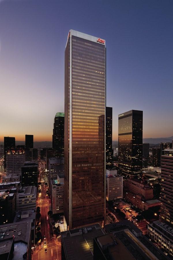 15 Tallest buildings in Los Angeles - sheet9