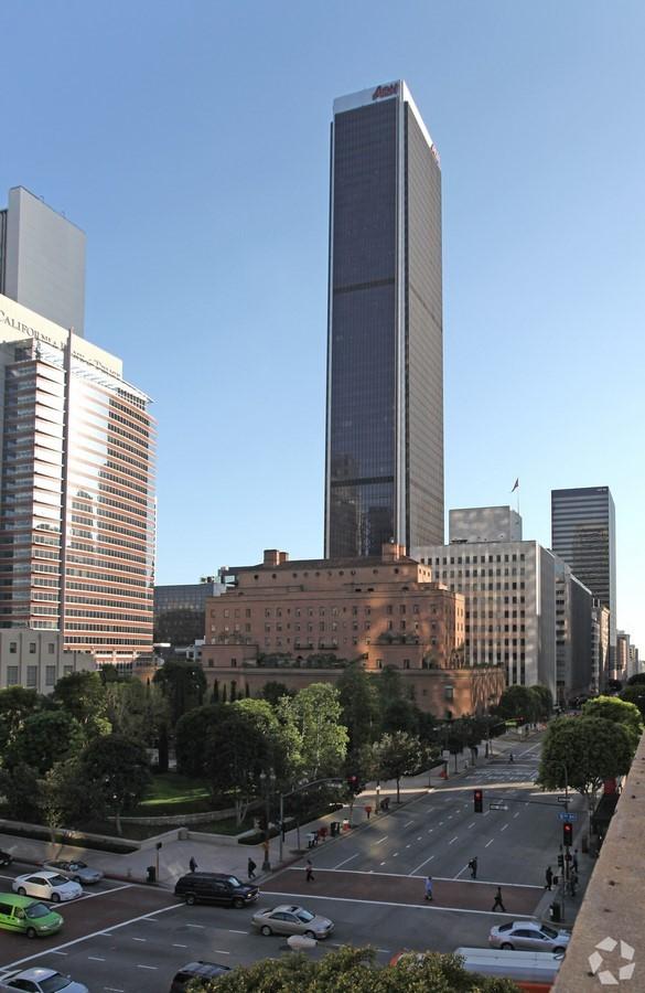 15 Tallest buildings in Los Angeles - sheet8