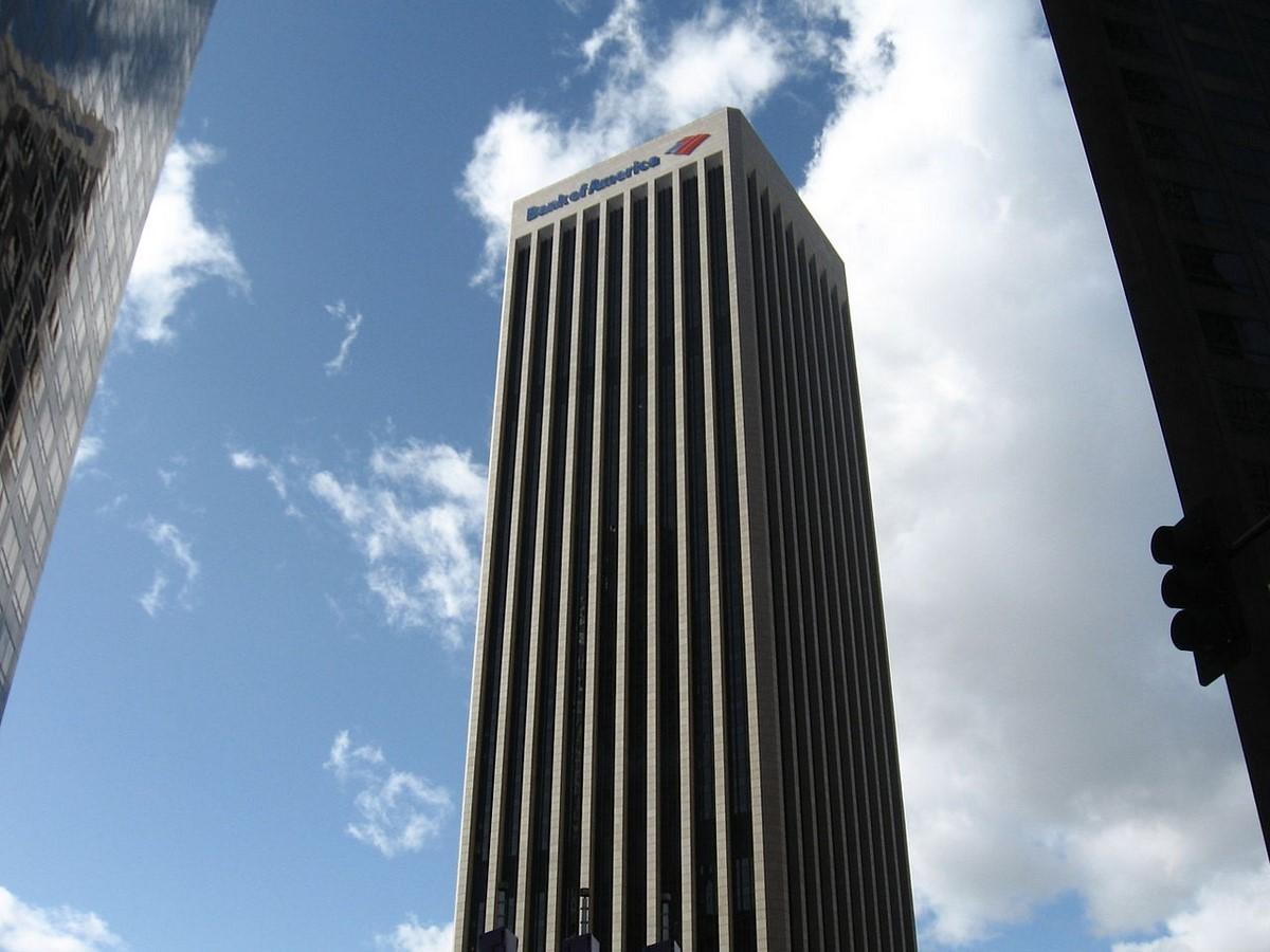 Bank of America Plaza - Sheet1