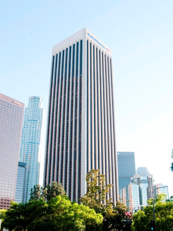 Bank of America Plaza - Sheet3