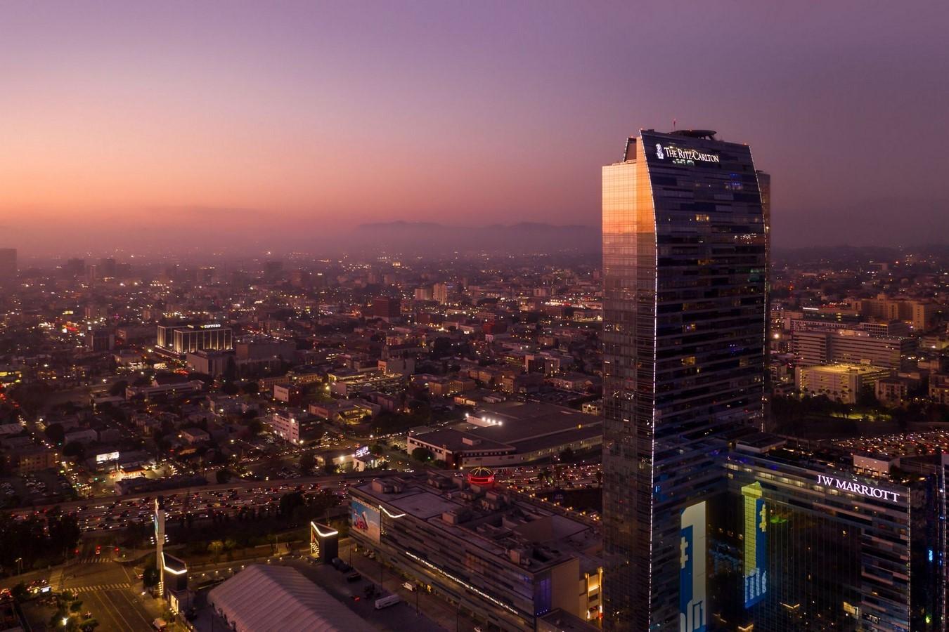 L.A. Live Hotel & Condominiums (The Ritz-Carlton Los Angeles) - Sheet2
