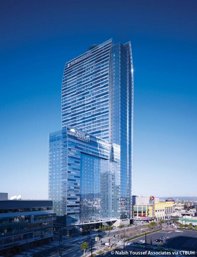 L.A. Live Hotel & Condominiums (The Ritz-Carlton Los Angeles) - Sheet3