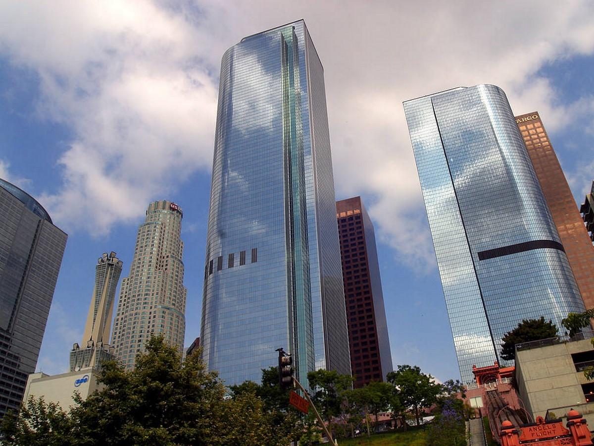 15 Tallest buildings in Los Angeles - sheet12