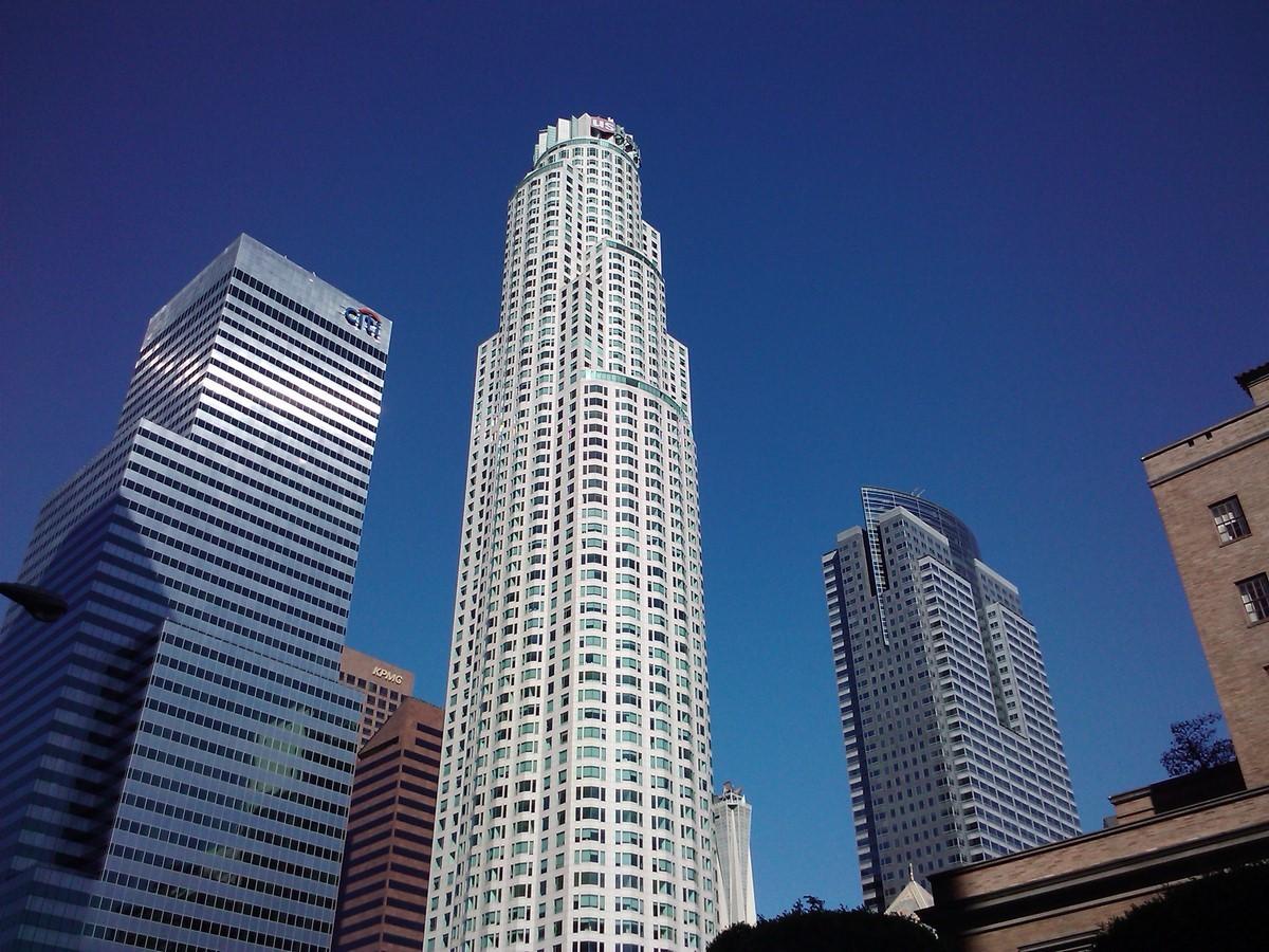 15 Tallest buildings in Los Angeles - sheet6
