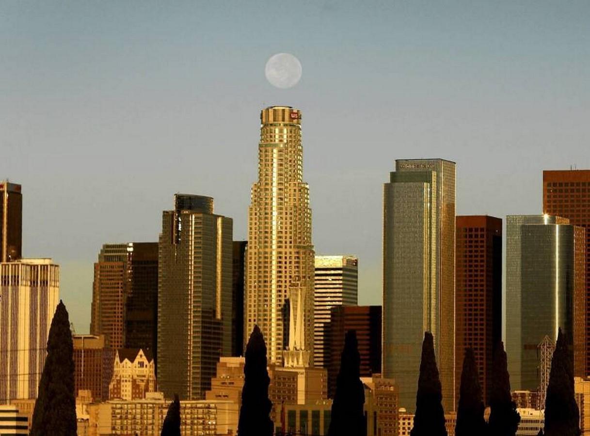US Bank Tower - Sheet3
