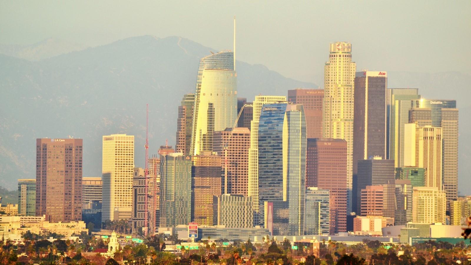 15 Tallest buildings in Los Angeles - sheet2