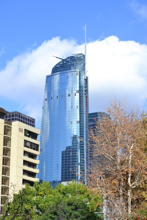15 Tallest buildings in Los Angeles - sheet1