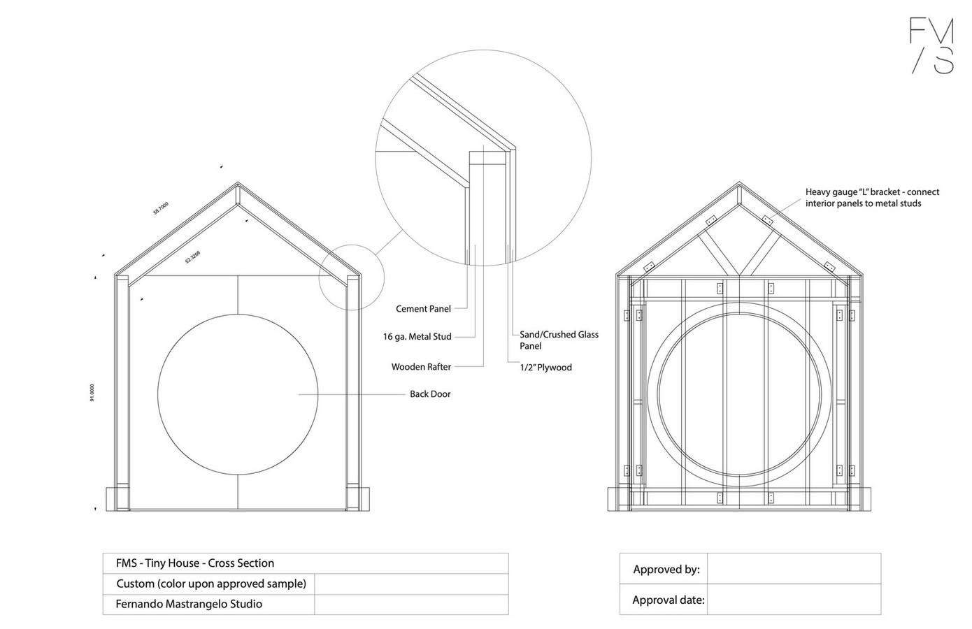 Tiny House - Sheet9