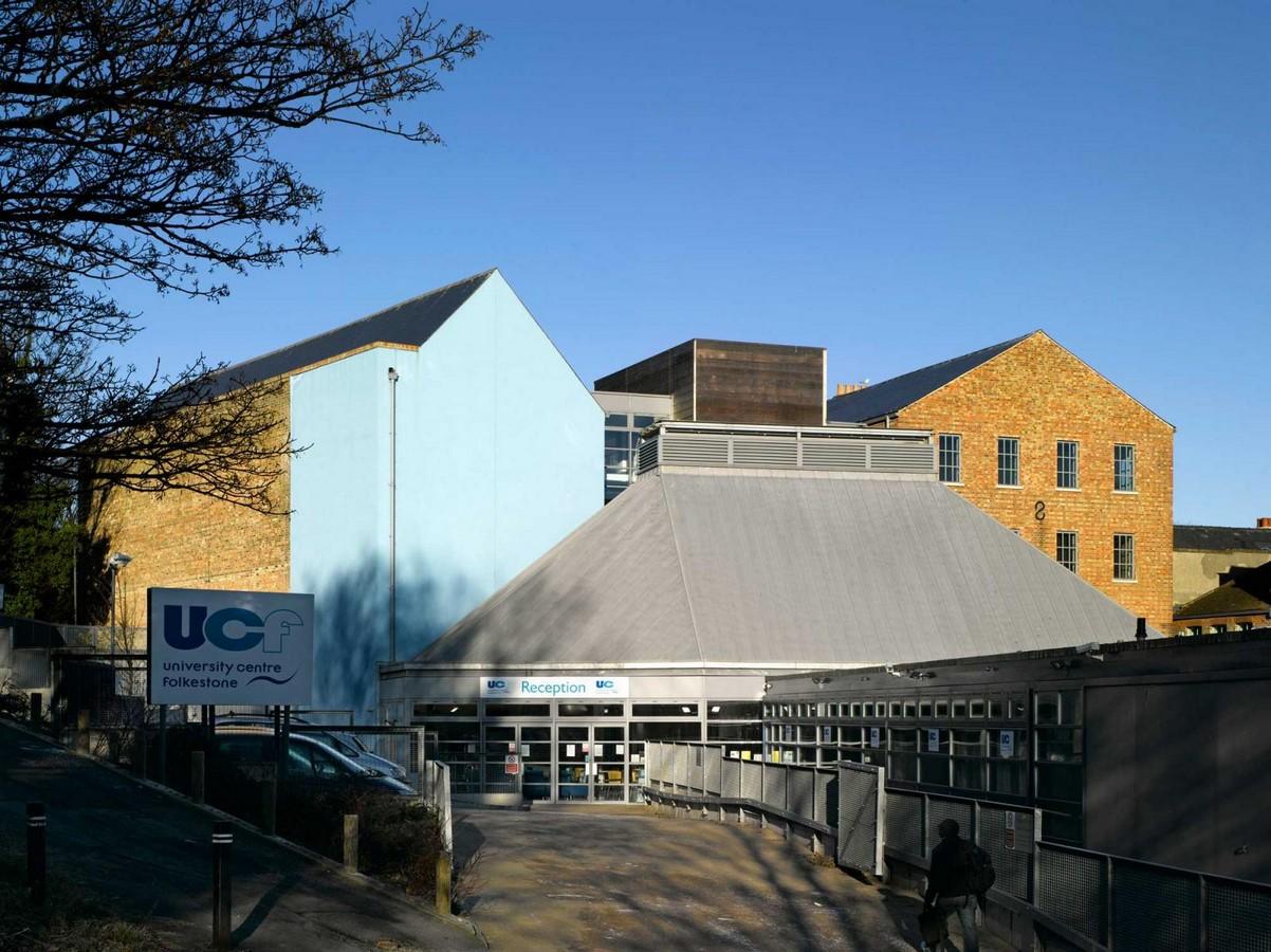 University Centre Folkestone Dance Music and Creative Media Studios - Sheet2