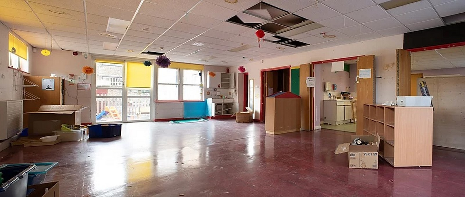 Crisis Café, Lewisham Hospital - Sheet1