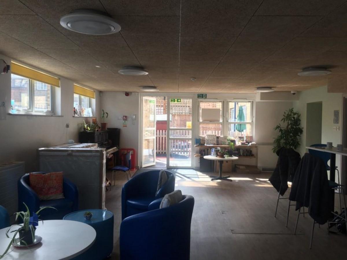 Crisis Café, Lewisham Hospital - Sheet3