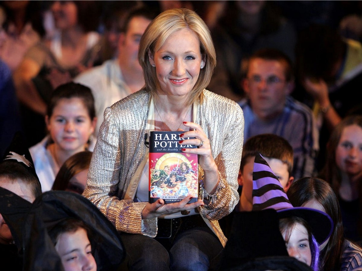 J.K. Rowling as an architect - Sheet1