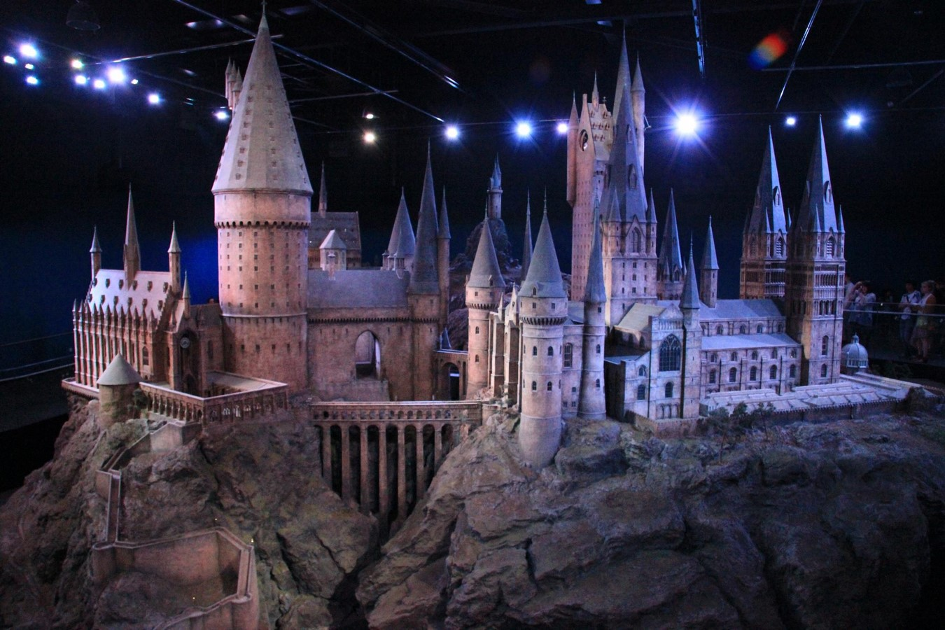 J.K. Rowling as an architect - Sheet2