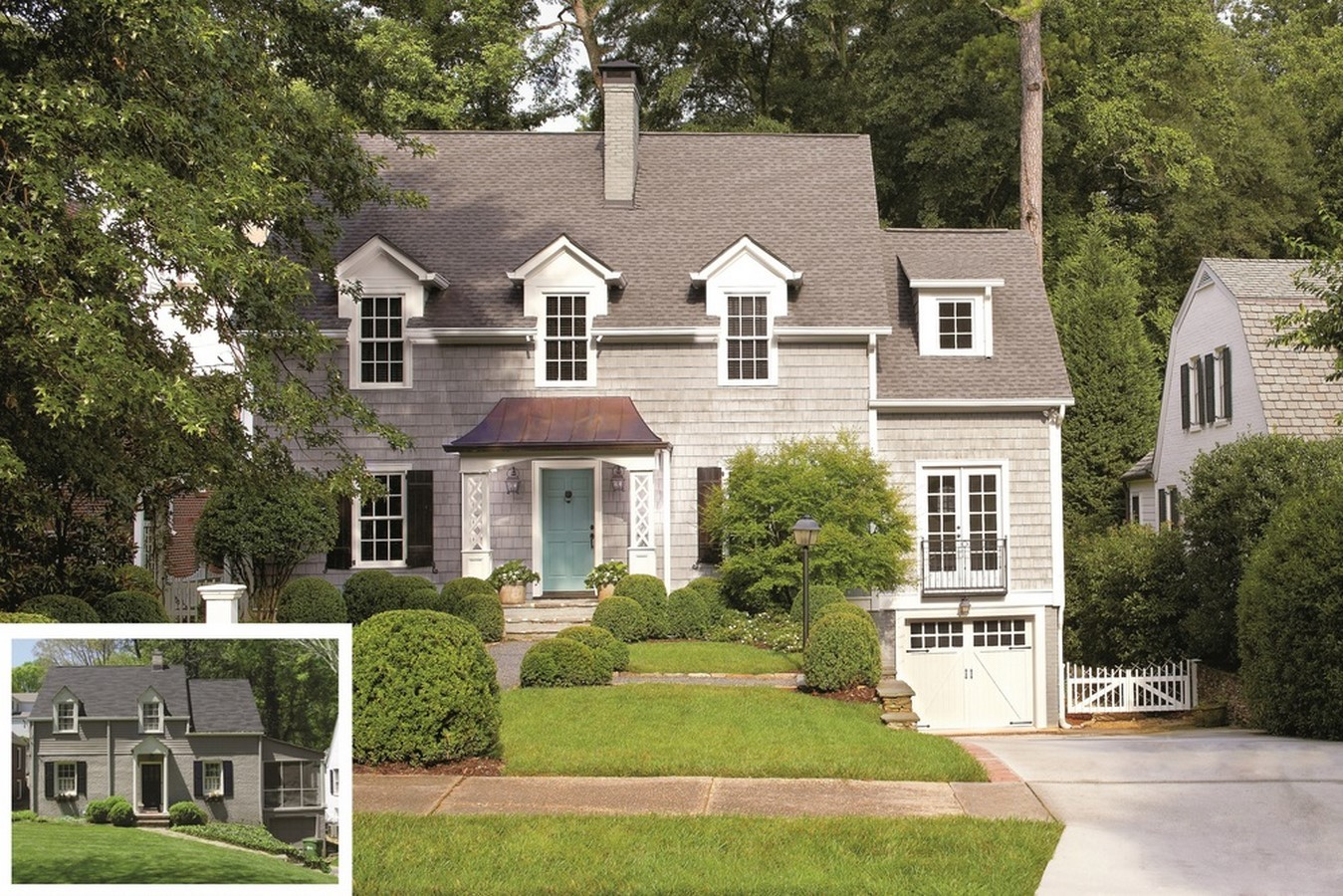 Cape Cod Style Home - Sheet1