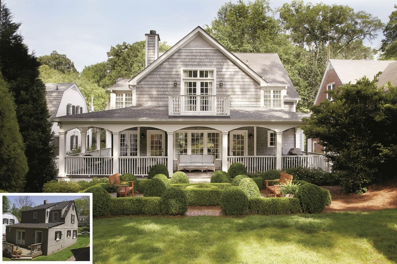 Cape Cod Style Home - Sheet2